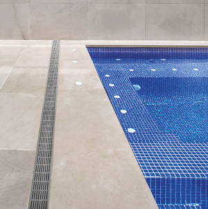 Extra Long Swimming Pool Drain System Splash Magazine