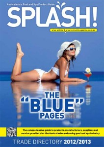 The 2012/2013 edition of the Blue Pages trade directory