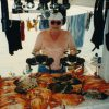 Don Bullock with a healthy haul of mud crabs