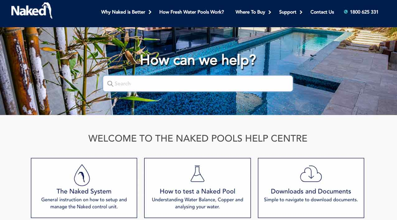 Featured image from Pool Ranger gets Naked in NSW
