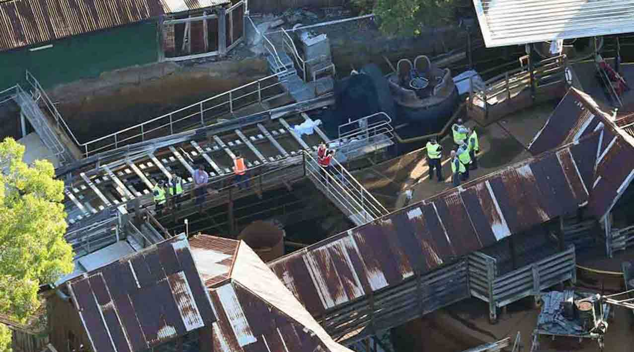 Featured image from Ardent pleads guilty to charges over Dreamworld deaths